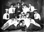 Cedar Vale, Kansas 1902 Girl's Basketball Team