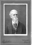 Col. F. M. Hills, first mayor of Cedar Vale, Ks.(Col. Hills was elected mayor 3 times)